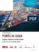 Brochur Ports in India January2017