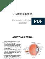 DT Ablasio Retina