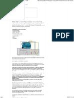 El Cajón de Arduino_ Tutorial - Cruce de Semáforos LED