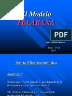3. Modelo Telaraña