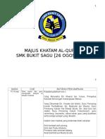Majlis Khatam Al Quran