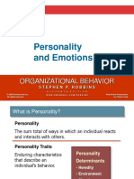 OB Personality and Emotions 11_04st