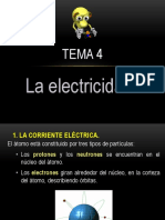 1ESO - Tecnología - Electricidad