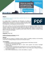 A C Nielsen (Profile - Analyst ) Marketing.pdf