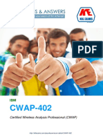 Pass4sure CWAP-402 Braindumps and Practice Tests with Real Questions