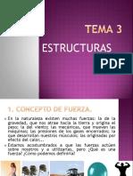 1ESO - Tecnología - Estructuras