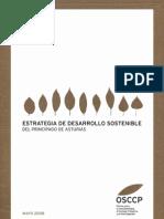 Estrategia de desarrollo sostenible para el Principado de Asturias