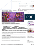 carnavales América Latina - NODAL