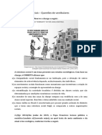 Desigualdades sociais na sociedade anarcoislamopsicomodernofobica