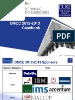 Duke '12-'13 Consulting Casebook