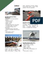 Spesifikasi Drone