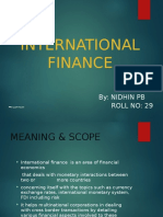 International Finance