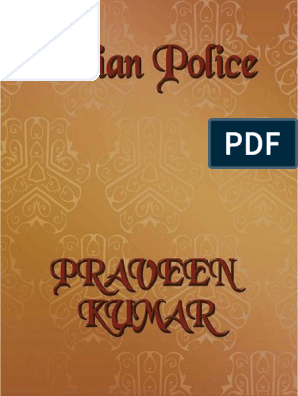 26313871-INDIAN-POLICE-Ensemble-of-articles-on-Indian-Police