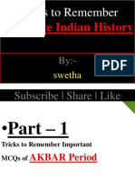 Tricks to remember indian history Call4Trick