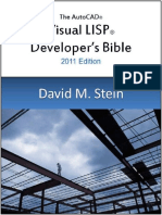 218739229 the Visual LISP Developers Bible 2011 Edition