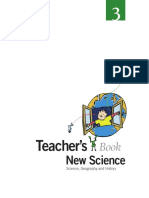 New Science 3 Teacher's Book - Santillana