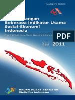 Booklet Agustus 2011