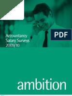 Accountancy Salary Survey