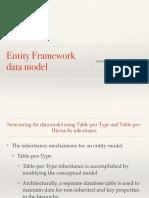 Entity Framework Data Model