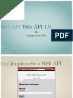 Web API 2