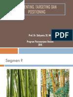 Mengukur Segmentasi Positioning dan Targeting 2.ppt