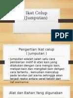 Ikat Celup (Jumputan)