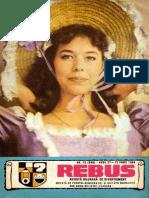 Rebus Flacara 15 Iunie 1984