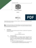 B497 - Criminal Justice and Public Order (Amendment) Bill 1994