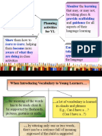 Young Learners' Educational Mode