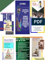 brosur penyuluhan gizi anak sekolah