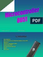 Basics of 8051