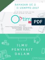 Pembahasan UKDI KLINIK 2 MEI 2017