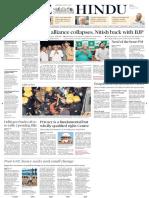 Adfree Hindu 27.7.17 Www.aimbanker.com