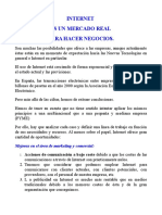 31-Internet Es Un Mercado Real Para Hacer Negocios.