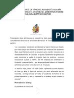 La Independencia de Venezuela comenzó en Ocaña