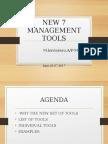 New 7 Management Tools