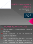 EE Power System Analysis