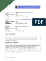 Course Outline _ SpringCIND1101