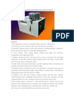 Pure Titanium Casting Machine
