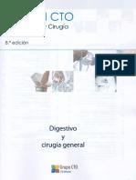 CTO  Digestivo y Cirugia General