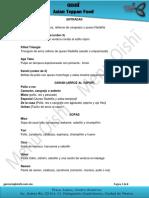 Propuesta Carta 2016