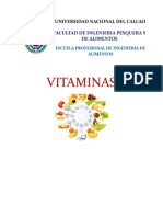 Vitaminas Informe Oficial
