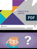 2. Prince2 in 40 Minutes