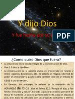 2da. ClaseTeologia de La Comunicacion 1