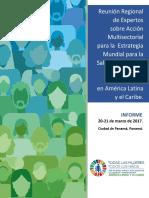 Informe Reunión Acción Multisectorial FINAL