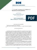 Ley 342002, De 11 de Julio, De Servicios de La Sociedad de La Información y de Comercio Electrónico-1