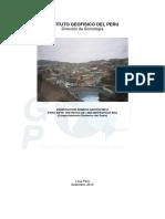 IGP_Zonificacion Sismico-geotecnica Para 7 Distritos de Lima
