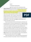 curriculum design  development - artifact 1