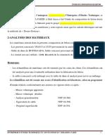 Etudes Formulation de Béton Type Roulé Et Concassé Bba