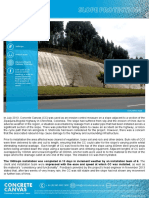 CC Slope Protection Colombia Chincilla 1604